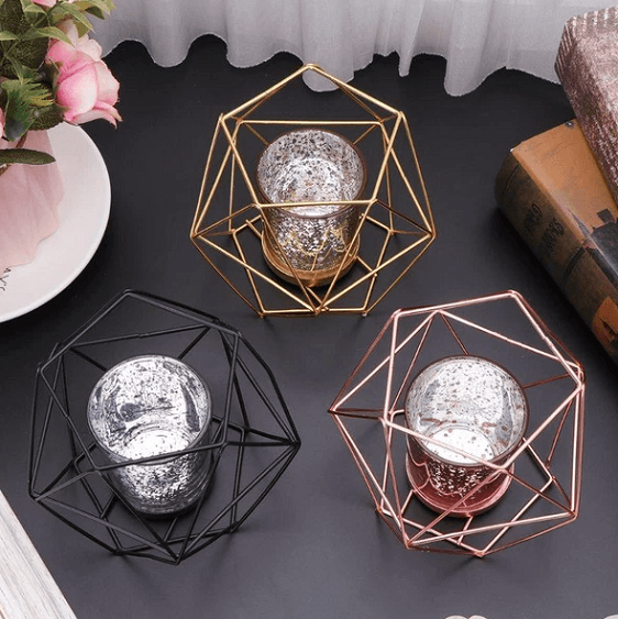 Ado - Modern Nordic Geometric Candle Holder