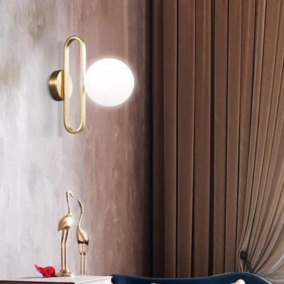 Amara - Modern Nordic Wall Lamp - A&T Creative