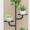 Arden - Modern Iron Tree Multi Level Planter Display