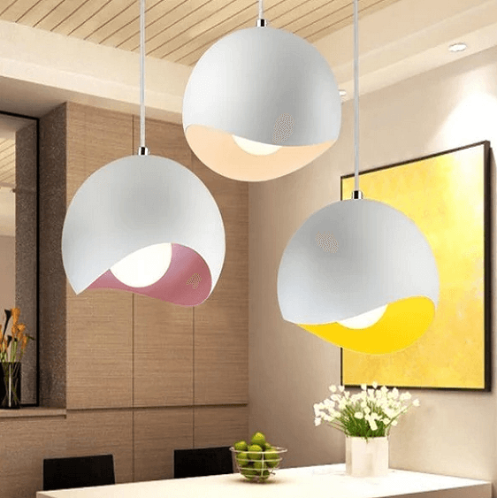 Atupa - Dome Hanging Pendant Lighting - A&T Creative