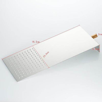 Bahari - Rainfall Shower Head - A&T Creative
