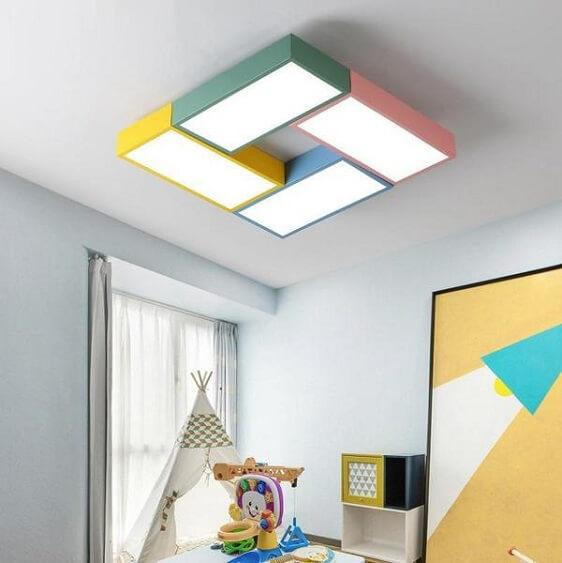 Bodhi - Building Block Cube Ceiling Light - A&T Creative