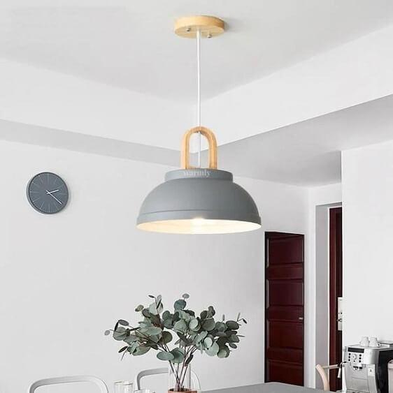 Buford - Modern Nordic LED Hanging Pendant Lamp - A&T Creative