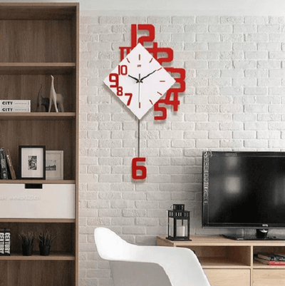 Kara - Simple European Style Wall Clock - A&T Creative
