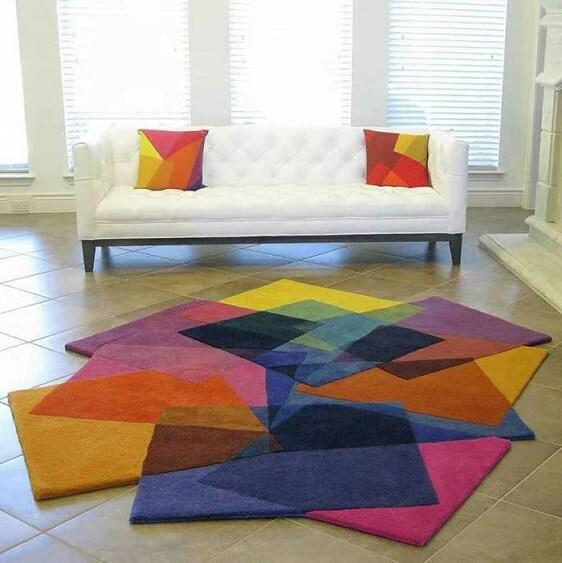 Color It All Rug - A&T Creative