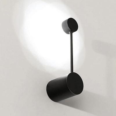Cyrus - Minimalist Circular Art Deco LED Wall Lamp - A&T Creative