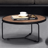 Darhk - Modern Nordic Round Coffee Table