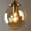 Glass Sphere Wall Lamp - A&T Creative