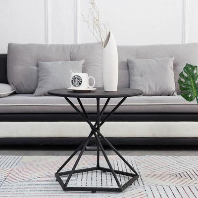 Golden Ring Coffee Table - A&T Creative