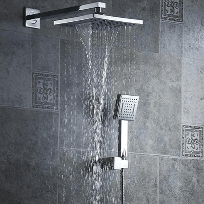 Huxley - Multi-Piece Rainfall Shower Head