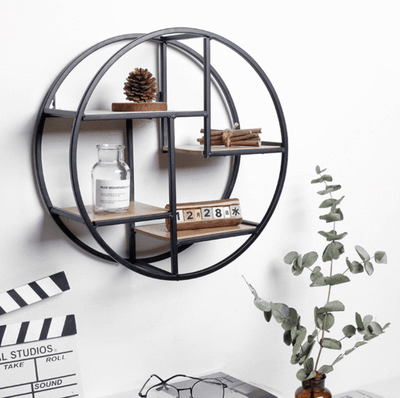 Iron Minimal Shelf - A&T Creative