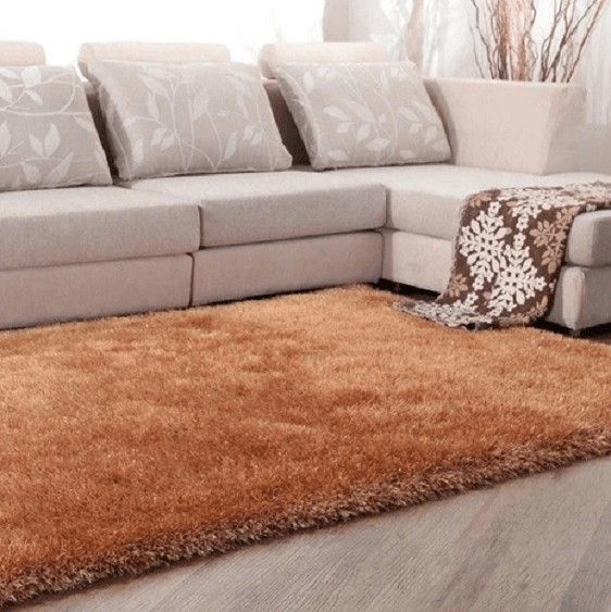 Large Luxury Shaggy Rug - A&T Creative