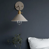 Linus - Vintage Plated Wall Lamp - A&T Creative
