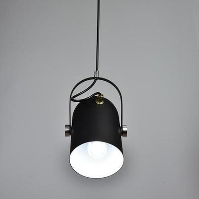 Modern Nordic Angled Drop Light - A&T Creative