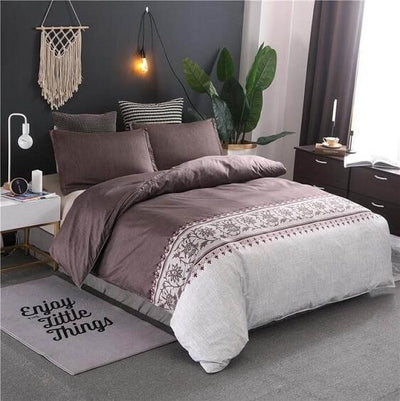 Natures Wanderer 3-Piece Duvet Cover
