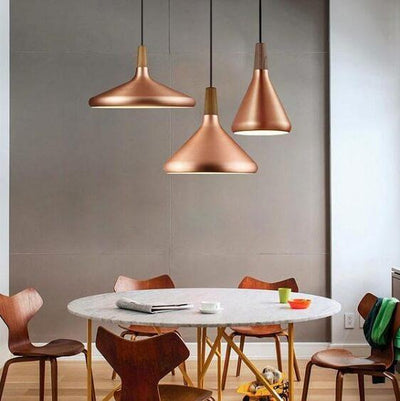 Paco - Modern Nordic Pendant Lamp - A&T Creative