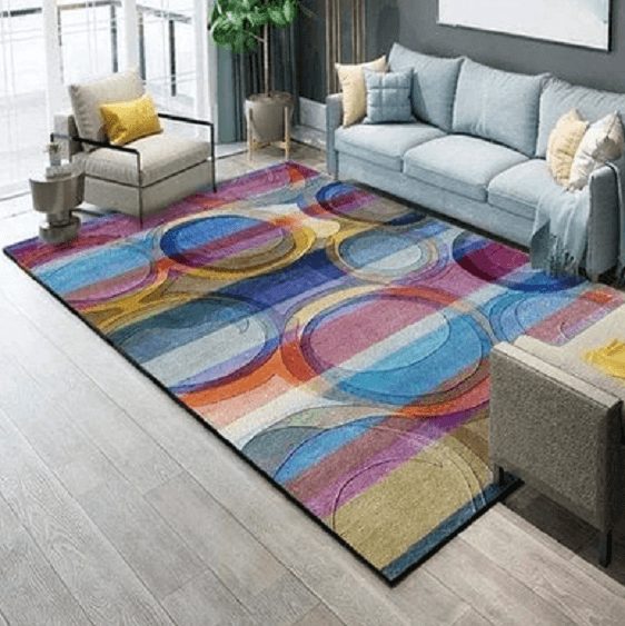 Pot of Gold Rug - A&T Creative