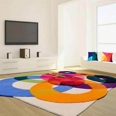 Rings of Magic Rug - A&T Creative