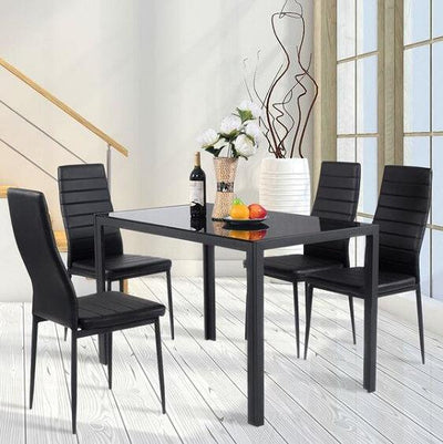 Rosadita - Five Piece Dining Set - A&T Creative