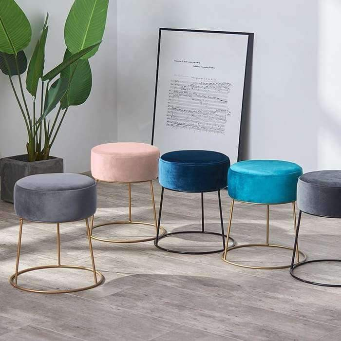 Serenity Stool - A&T Creative