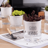 Shuka - Automatic Watering Ceramic Planter Pot - A&T Creative