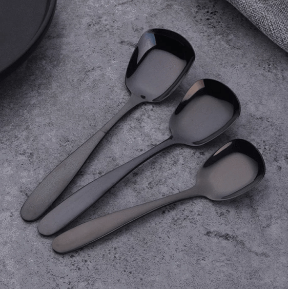 Singapore Serving Spoon - A&T Creative