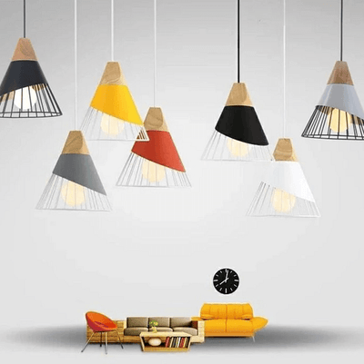 Slope Lamp - A&T Creative