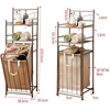 Theodore - Laundry Storage Shelves & Basket
