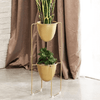 Trevin - Two Level Modern Nordic Planter - A&T Creative