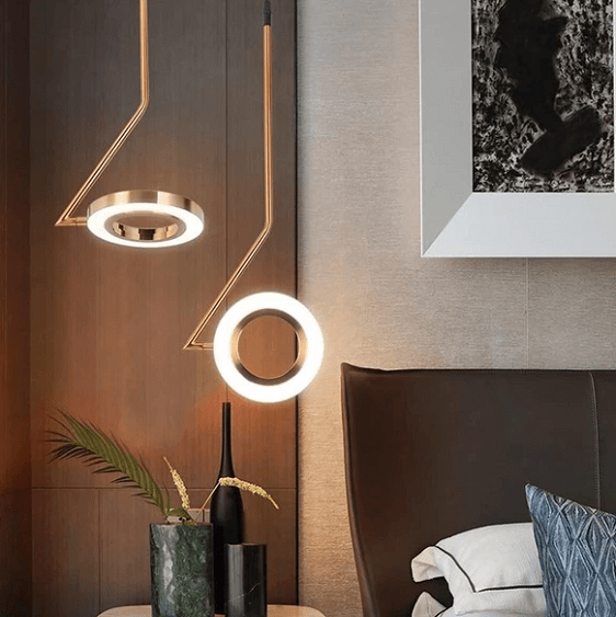 Tulia - Modern Loft Hanging Light