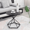 Vera - Modern Nordic Wrought Iron Coffee Table