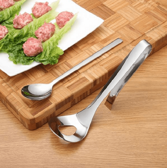 Household Quickly Make Meatball Spoon