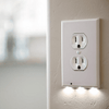 Plug Cover with  Sensor Night Light - A&T Creative