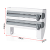 4-in-1 Kitchen Roll Holder Dispenser