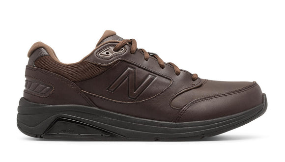 New Balance Men's Walking Leather 928v3 Brown (D or 2E Width)