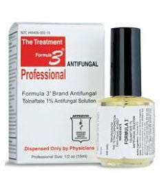 Formula 3 Antifungal Treatment (Tolnaftate 1%)