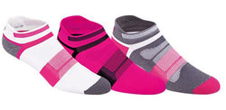 Asics Women's Quick Lyte Cushion Single Tab (3 Pack)