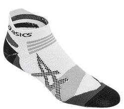 Asics Kayano Single Tab Socks White/Black