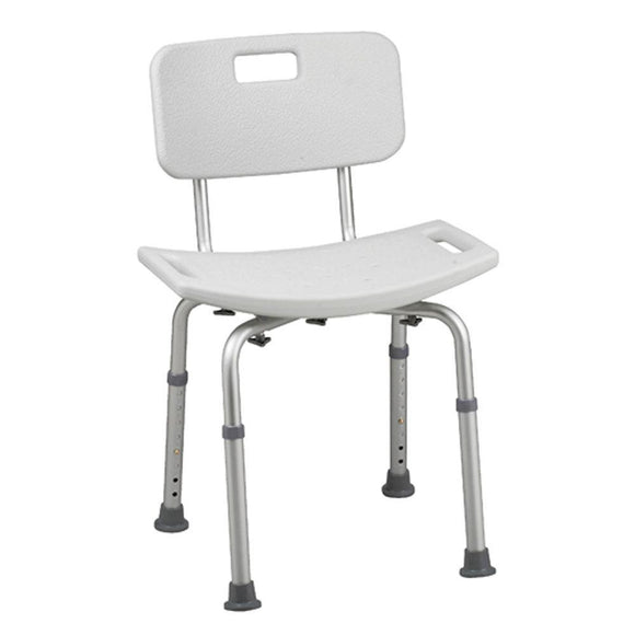 HealthSmart Bath Seat with Back