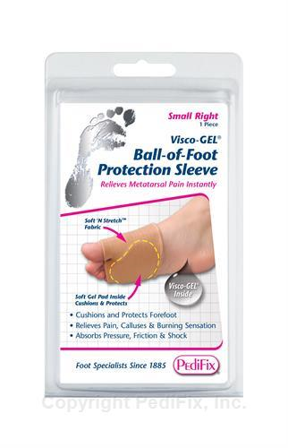 Visco-GEL® Ball-of-Foot Protection Sleeve by Pedifix