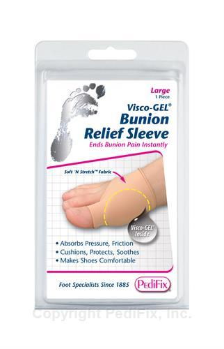 Visco-GEL® Bunion Relief Sleeve by Pedifix