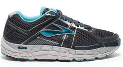 Brooks Women's Addicition 12 Anthracite/Blue (B Width)