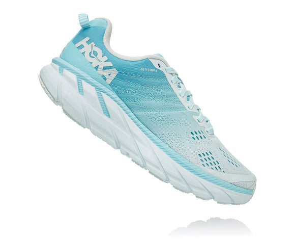 Hoka One One Women's Clifton 6 Antigua Sand (B or D Width)