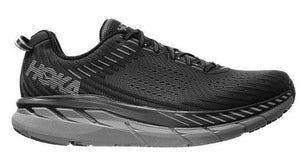 Hoka One One Men's Clifton 5 Anthracite (D or 2E Width)