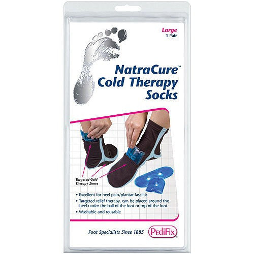 NaturaCure Cold Therapy socks by Pedifix