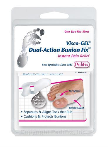 Visco-GEL® Dual-Action Bunion Fix™ by Pedifix