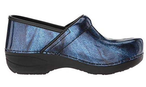Dansko Women's Pro XP 2.0 Clog - Denim Leather