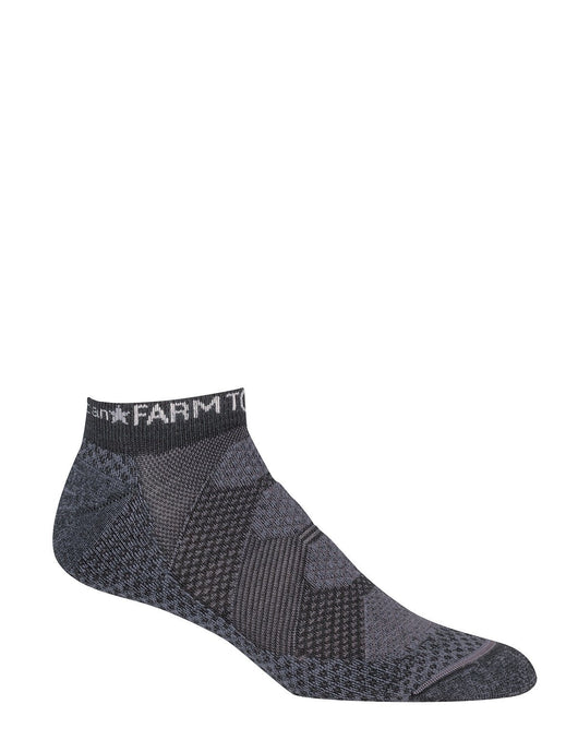 Farm to Feet Men's Raleigh Low Sock