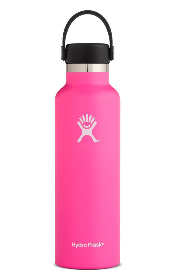 Hydro Flask Flamingo 21 oz Standard Mouth Water Bottle