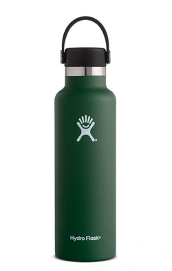 Hydro Flask Sage/Forest Green 21 oz Standard Mouth Water Bottle